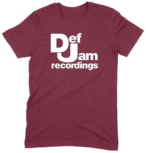 Def Jam Organic T-Shirt