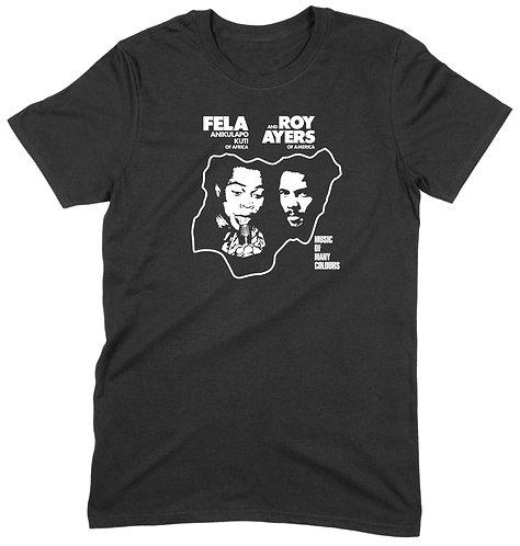 Fela Kuti & Roy Ayers T-Shirt
