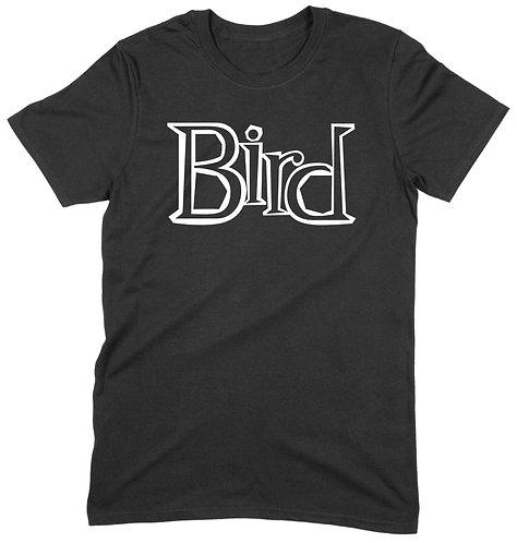 Bird T-Shirt - XL / BLACK / ORGANIC STANDARD WEIGHT