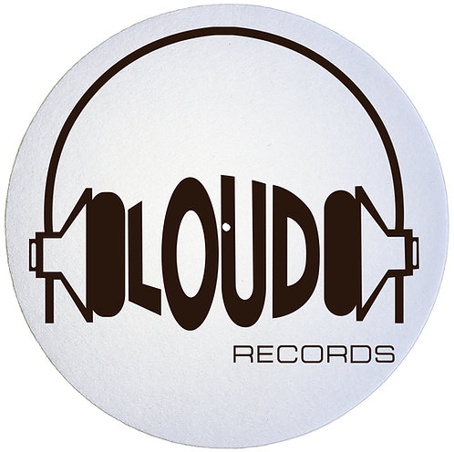 Loud Records Slipmats - Double Pack (2 Units)