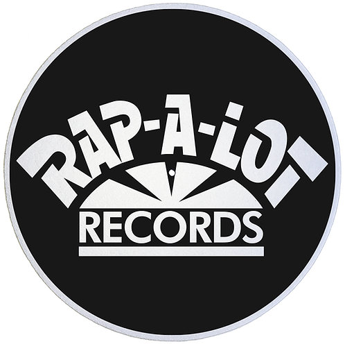 Rap-A-Lot Records Slipmats - Double Pack (2 Units)