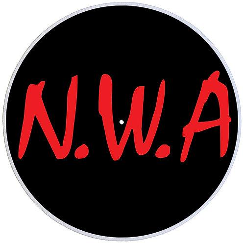 NWA Slipmats - Double Pack (2 Units)