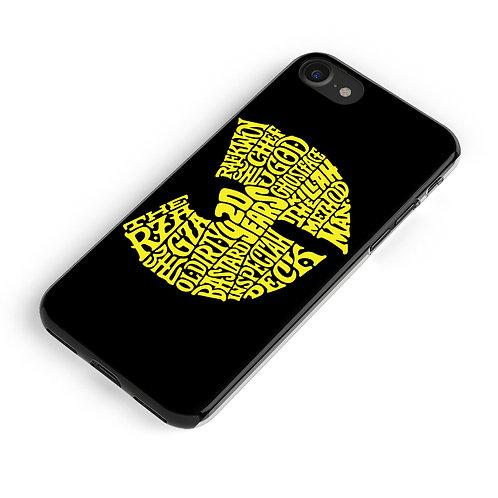 Wu Tang Clan iPhone Case