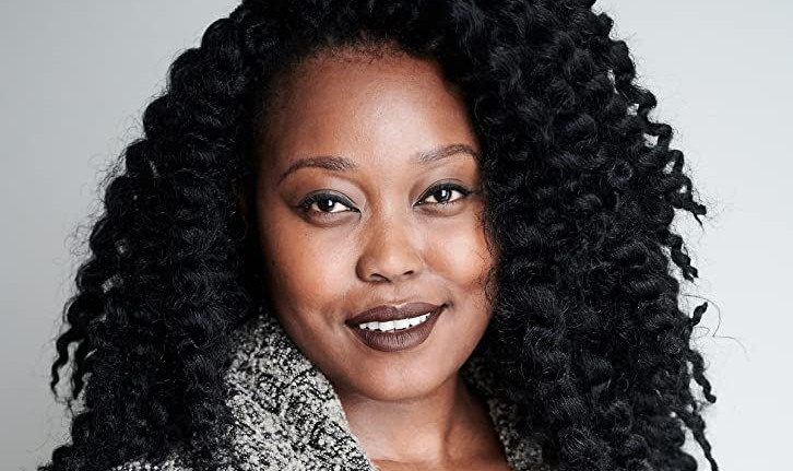 """Luyanda Unati Lewis-Nyawo as """"June Harper"""""""