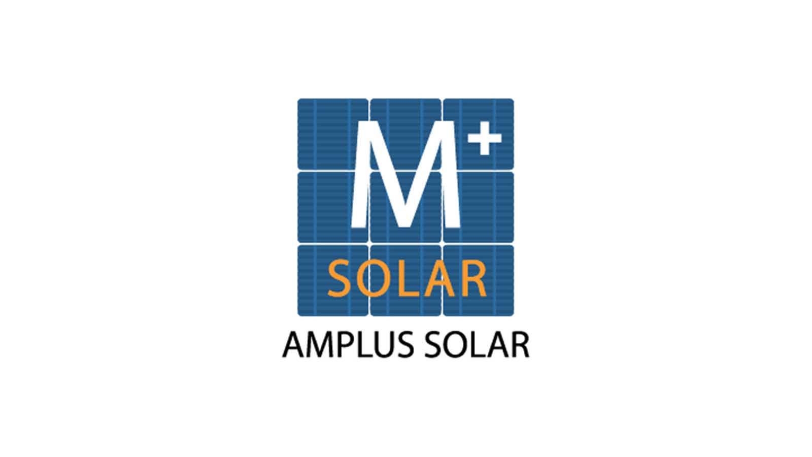Amplus Solar Logo