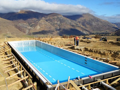 3 types of swimming pool & cost of building them in India