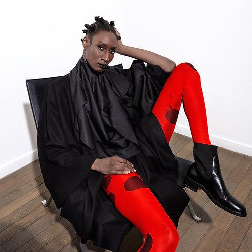 Manteau Laine noire