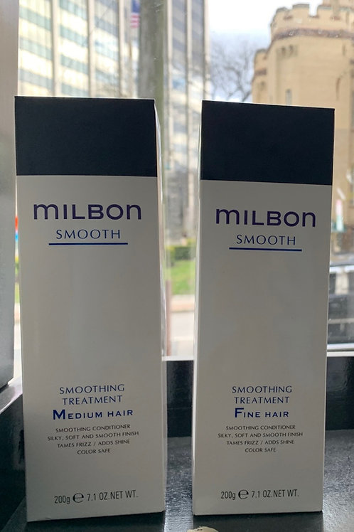 Milbon Smooth Treatment