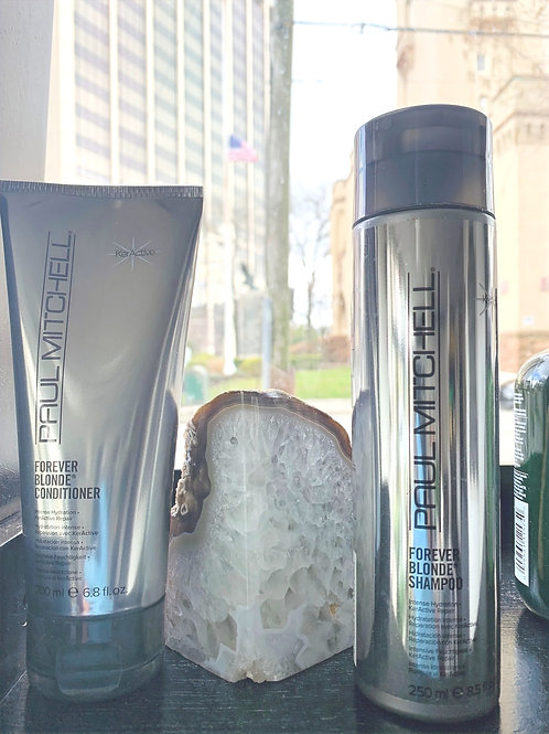Paul Mitchell Forever Blonde Shampoo & Conditioner