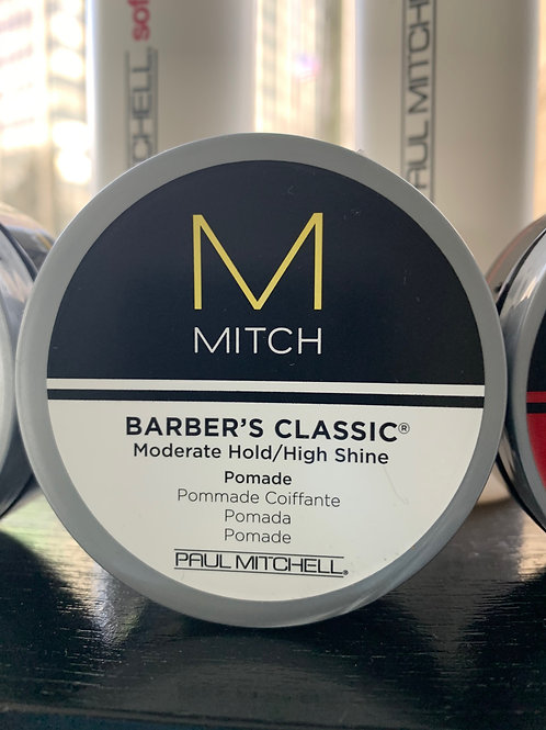 Mitch Barbers Classic Hair Pomade
