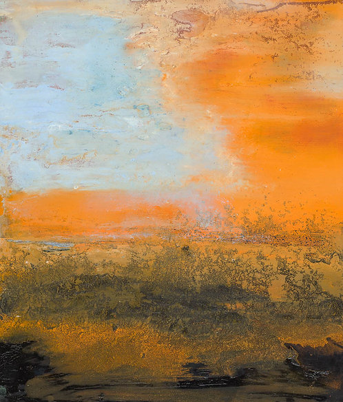Natur II - 34 x 30 cm  - opplag 30