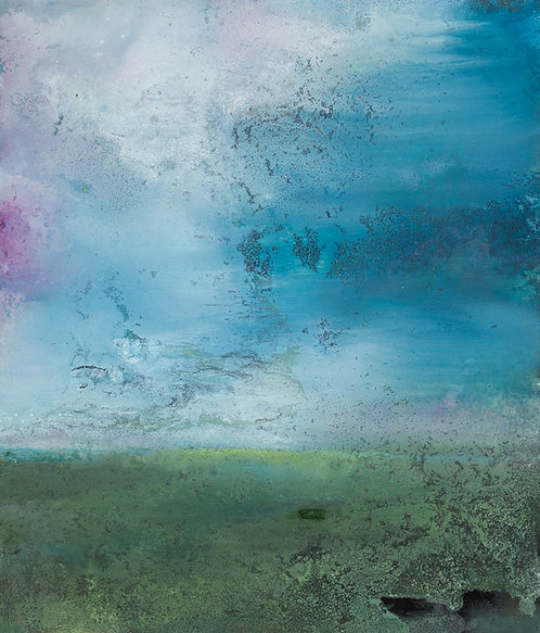 Natur III - 34 x 30 cm  - opplag 30