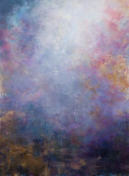 41. Violet shimmer