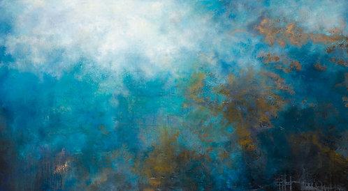 Sinnsro blå  - opplag 30