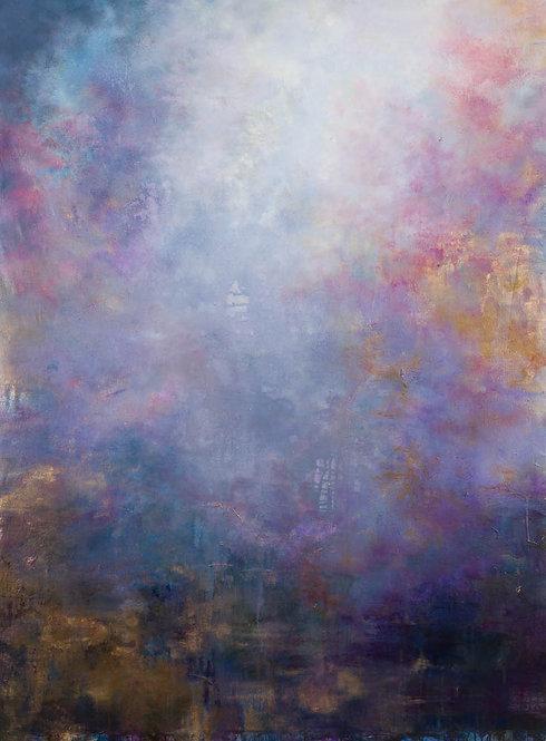 Violet shimmer  - opplag 30