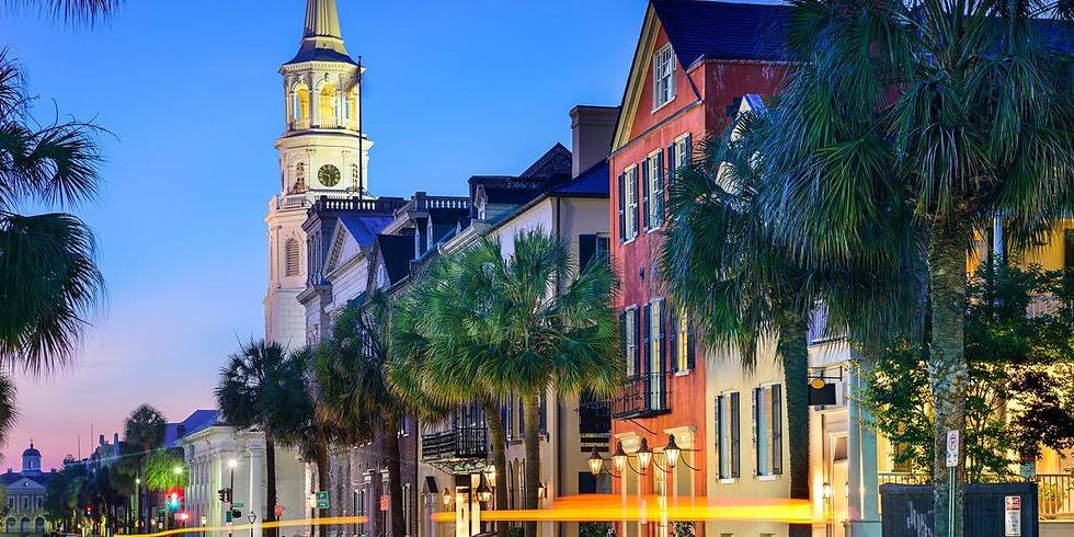 The O'Malleys take on Charleston
