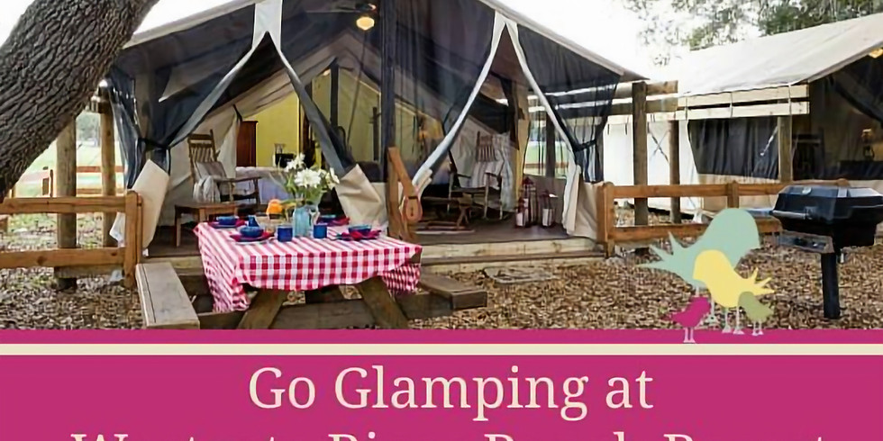 Grace Goes Glamping