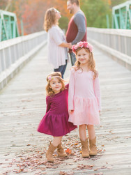Maine Family Photographer Bridge