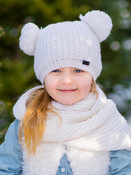 Winter Maine Family Photographer
