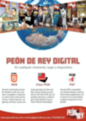 Revista Peón de Rey Digital