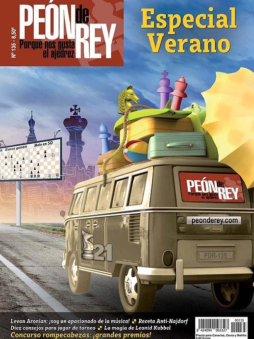 Revista Peón de Rey No. 135