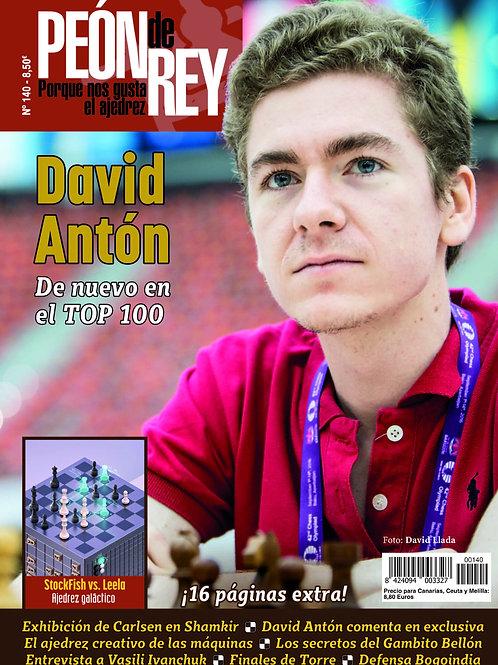 Revista Peón de Rey No. 140
