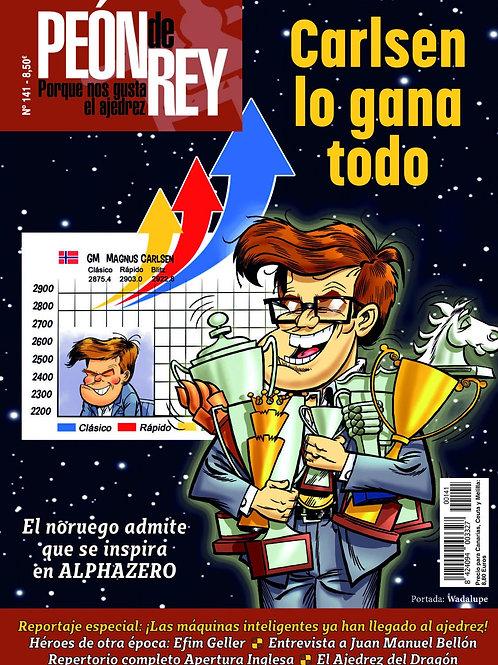 Revista Peón de Rey No. 141
