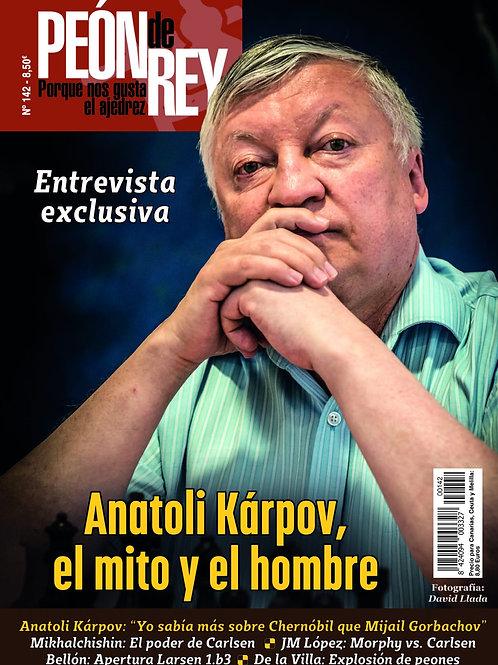 Revista Peón de Rey No. 142