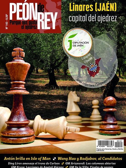 Revista Peón de Rey No. 143