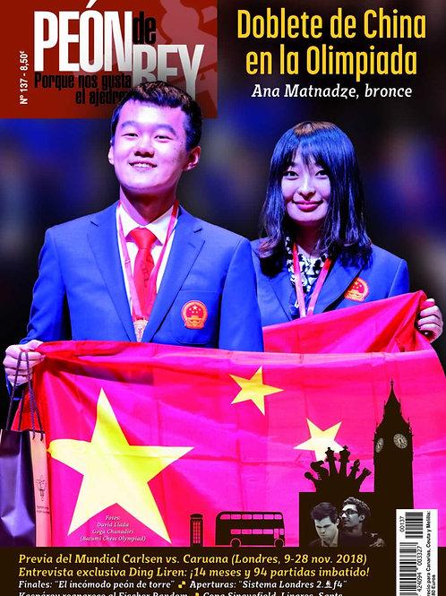 Revista Peón de Rey No. 137