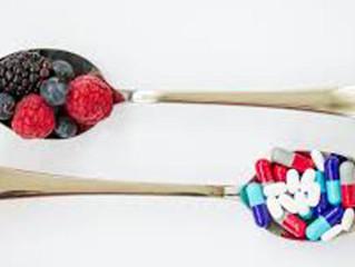 Food vs. Medicine, I'd Rather Eat Strawberries