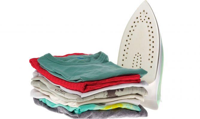 6 pasos para un planchado perfecto con Gestió Integral