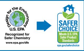 Safer choice o cómo hacer una limpieza más segura en tu hogar.