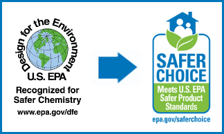 Etiqueta Safer Choice - Limpiezas profesionales seguras