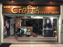 HAIRCRAFT'S PERRUQUERS