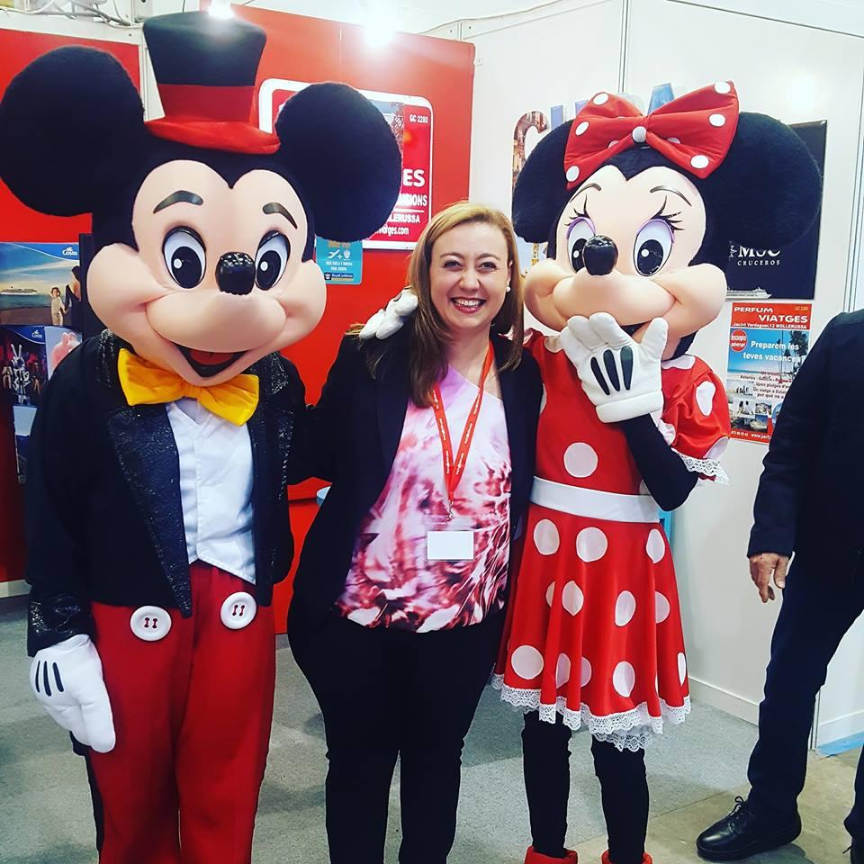 Mickey Minnie Laia