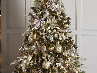 Más de 30 ideas para decorar tu árbol de Navidad