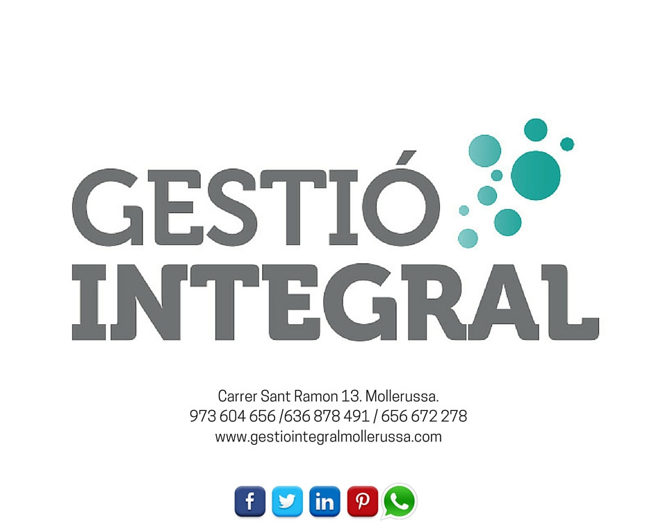 Gestió Integral de comunitats i neteges professionals.