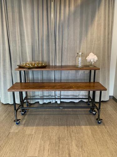 Furniture Pictured: