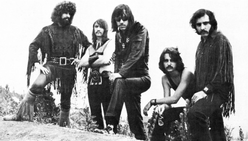John Kay and Steppenwolf