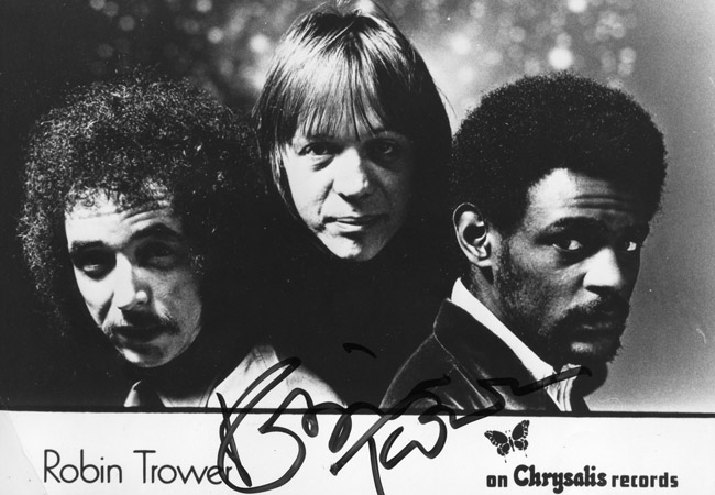 Robin Trower Band