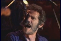 Levon Helm from The Band