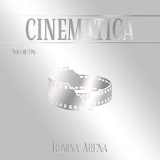 Album Cinematica Silver Updated Gray Let