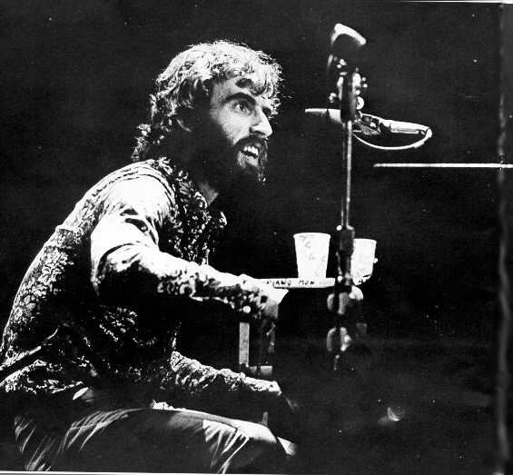 Richard Manuel from The Band