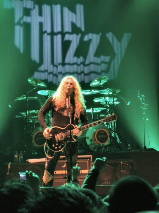 Thin Lizzy featuring John Sykes