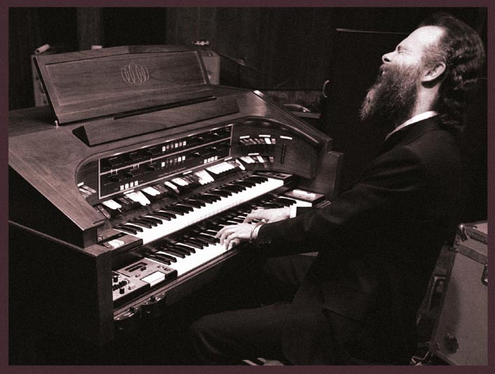 Garth Hudson from The Band