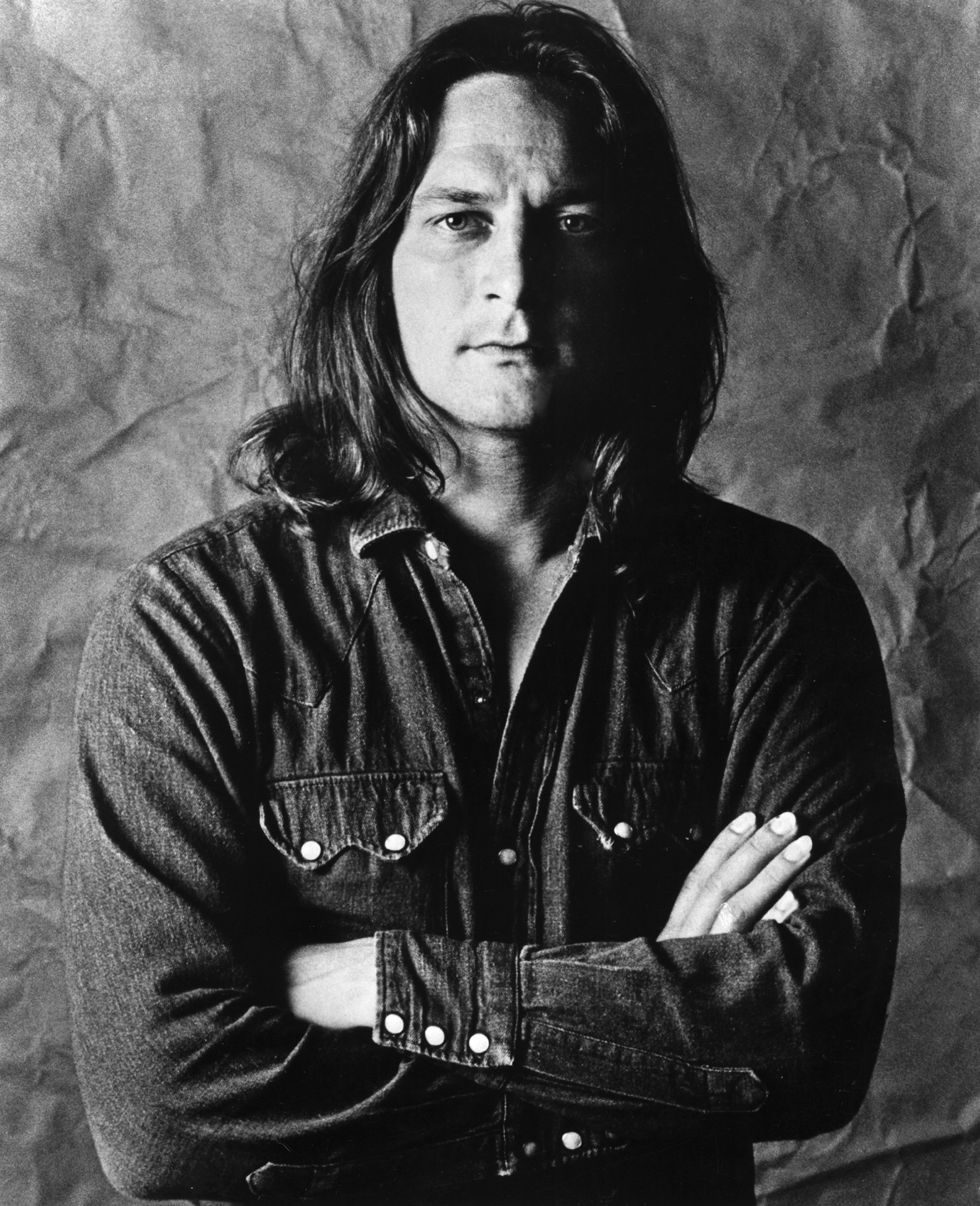 Gene Clark from The Byrds