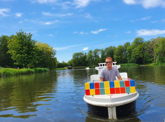 Elektrische boot
