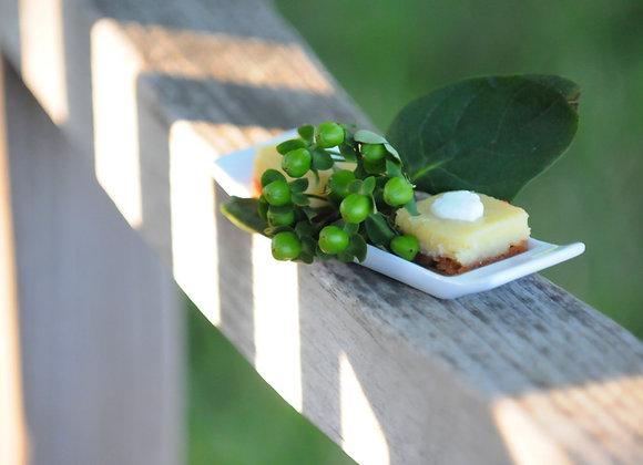 Key Lime Bars