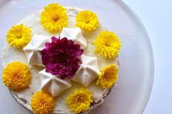 Spiced Petit Cake